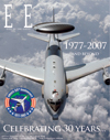 Eyes of the Eagle - 30th Anniversary issue cover